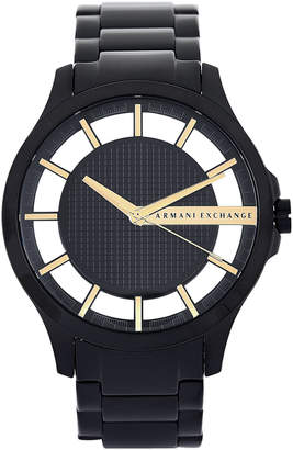 Armani Exchange AX2192 Black Bracelet Watch