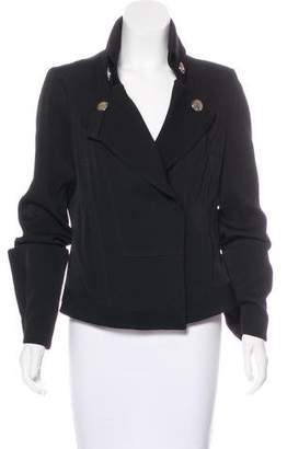 Celine Wool Collar Jacket
