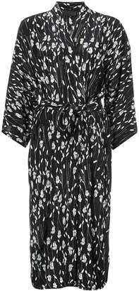 Nili Lotan Maia Kimono dress