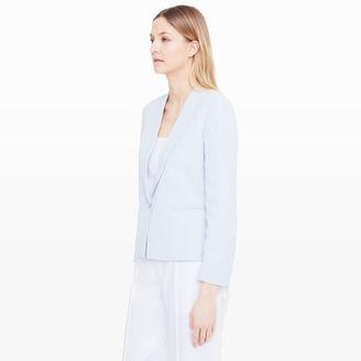 Marona Side-Tie Blazer $289 thestylecure.com