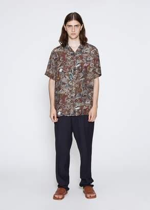 Lanvin Bowling Shirt
