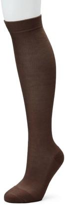 Dr. Motion 1/2-Cushion Compression Knee-High Socks