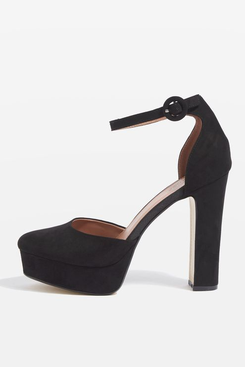Topshop Topshop Meg closed toe platforms