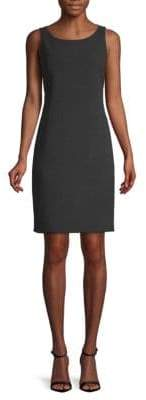Akris Classic Sleeveless Sheath Dress