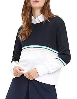 Tommy Hilfiger Lanah Round-Neckk Sweater