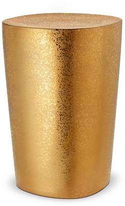L'OBJET Alchimie 24K Gold Stool