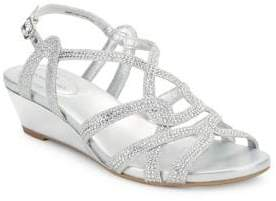 Bandolino Galtelli Demi-Wedge Jewel Sandals