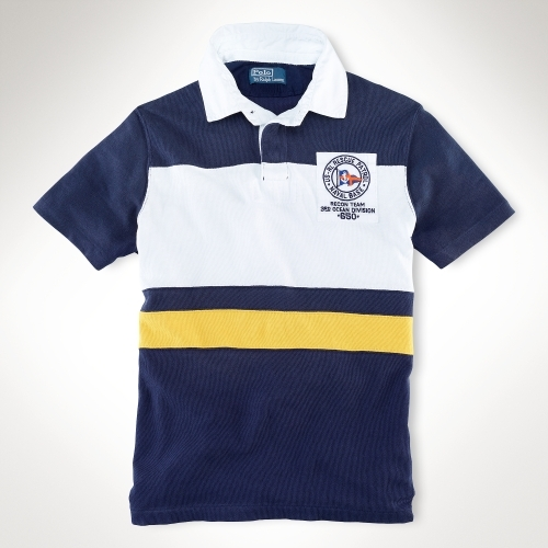 Polo Ralph Lauren Big & Tall Classic Vintage Striped Polo