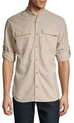Jack and Jones Roll-Tab Sleeve Shirt