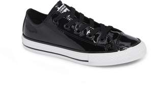 Converse R) Patent Low Top Sneaker