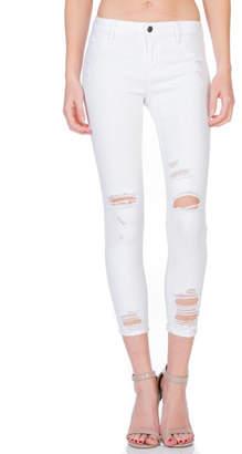 Cello Jeans Distressed Skinny Jean