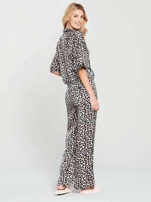 606745e321 Wide Leg Pyjamas - ShopStyle UK