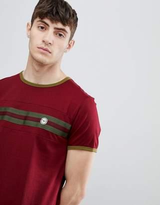 Le Breve Chest Striped T-Shirt