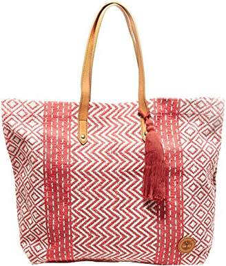 Timberland Women's TB0M5842 Tote Bag Red