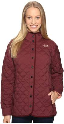 The North Face ThermoBall Fur Hoodie Women's Coat