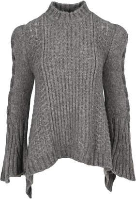 Stella McCartney Bell Sleeved Sweater