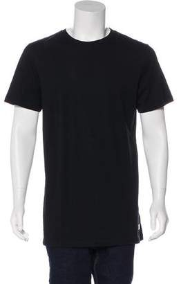 Stampd Longline Scoop Neck T-Shirt