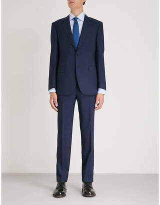 Canali Regular-fit wool suit
