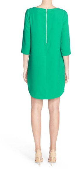 Women's Bb Dakota 'Jazlyn' Crepe Shift Dress 3