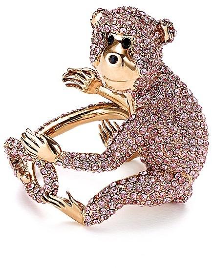 Kate Spadekate spade new york Pavé Monkey Cocktail Ring