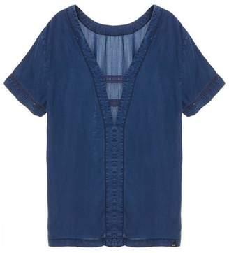 Denham Jeans The Jeanmaker - Cascade Top - XS - Blue