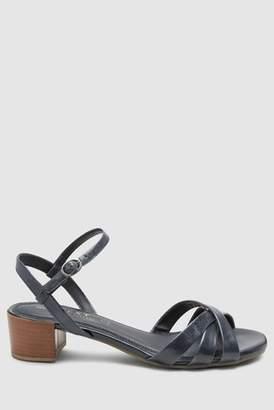 0cd211c65875b Next Womens Navy Forever Comfort City Sandals