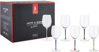 Riedel Fatto A Mano Cabernet/Merlot Glasses (Set of 6)