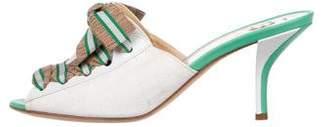 O Jour Slide Sandals