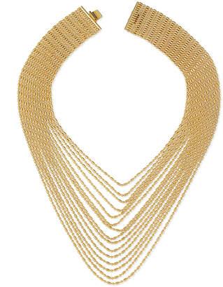 Auden Leighton Multi-Strand Chain Necklace