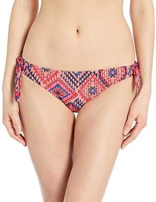 Hot Water Junior's Underwire Bandeau Bikini Top Swimsuit