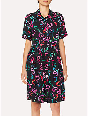 Paul Smith Acapulco Dress, Black
