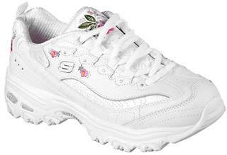 Skechers Women's Sport D'Lites Low-Top Sneakers
