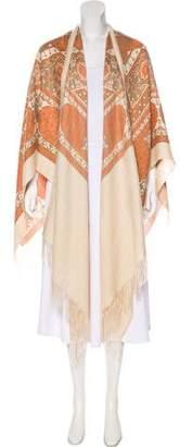 Hermes Arabia Cashmere & Silk Shawl
