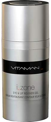Vitaman Men's I-Zone Eye & Lip Reviver Gel