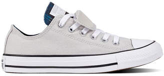 Converse Double Tongue Ox Womens Sneakers Lace-up