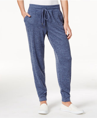 Style & Co Melange Jogger Pants, Only at Macy's $49.50 thestylecure.com