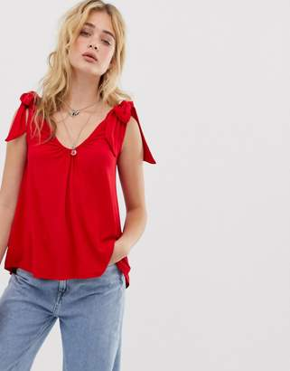 30bf5b674dd35d Free People Cold Shoulder Tops For Women - ShopStyle Australia