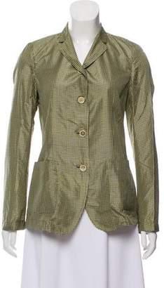 Massimo Alba Laos Silk Jacket