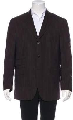 Etro Wool Pinstripe Blazer w/ Tags
