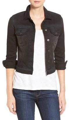 Women's Kut From The Kloth 'Amelia' Denim Jacket $89 thestylecure.com