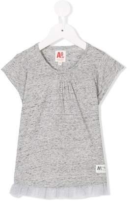 American Outfitters Kids ruffle-trim T-shirt