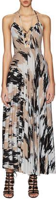 Rachel Pally Harrison Abstract Maxi Dress