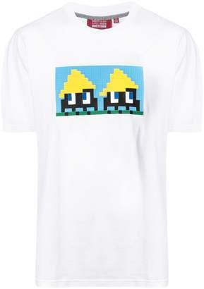 Mostly Heard Rarely Seen 8-Bit Yellow hats T-shirt