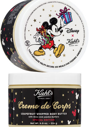 Disney x Kiehl's Crème De Corps Grapefruit Whipped Body Butter
