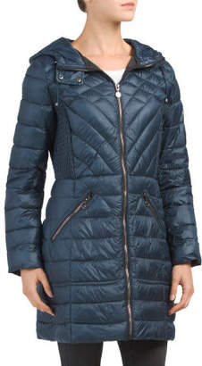 Thermo Puffer Coat