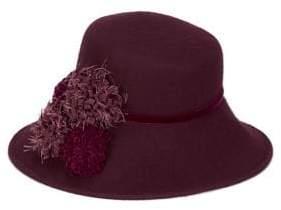 Kathy Jeanne Flower Bucket Hat