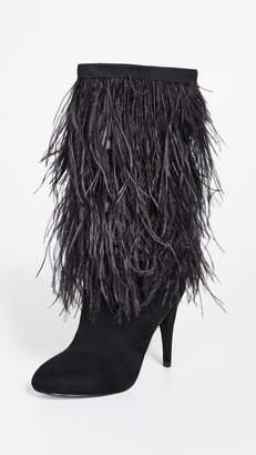 MICHAEL Michael Kors Asha Feather Boots