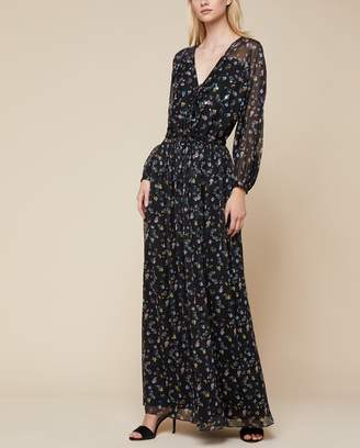 Juicy Couture Floating Floral Maxi Dress