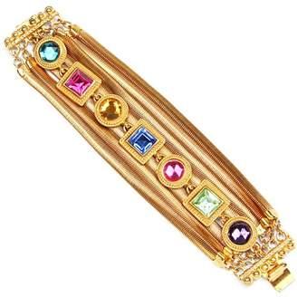 Ben-Amun Ben Amun Multi Color Crystal Bracelet