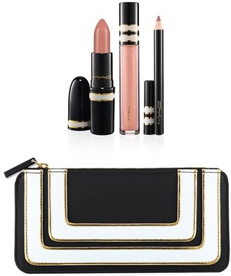 M·A·C MAC 'Stroke of Midnight - Nude' Lip Kit - Nude (Limited Edition) ($42.50 Value)